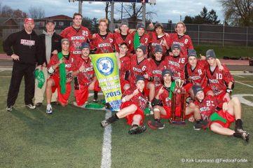 U19 OJMFLL Provincial Champions
