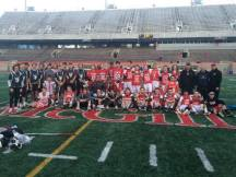 U16s - Jamboree at McGill Stadium 3-0 Record
